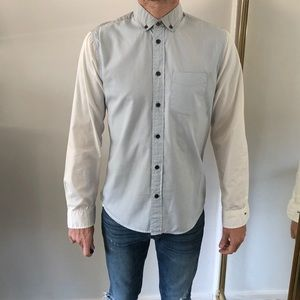 Marc By Marc Jacobs colorblocked casual shirt